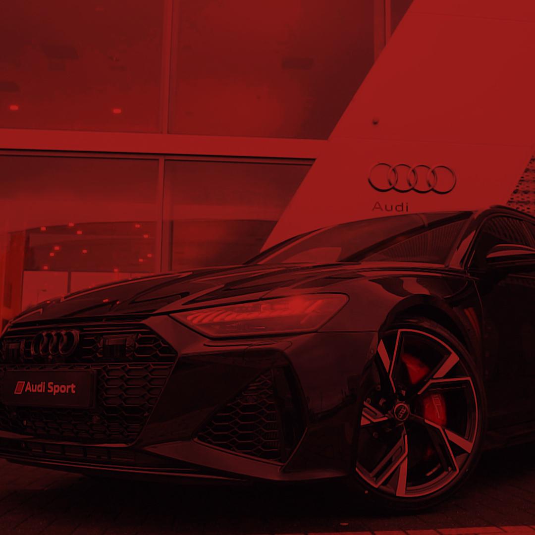 Century Commercial Audi RS6 Avant